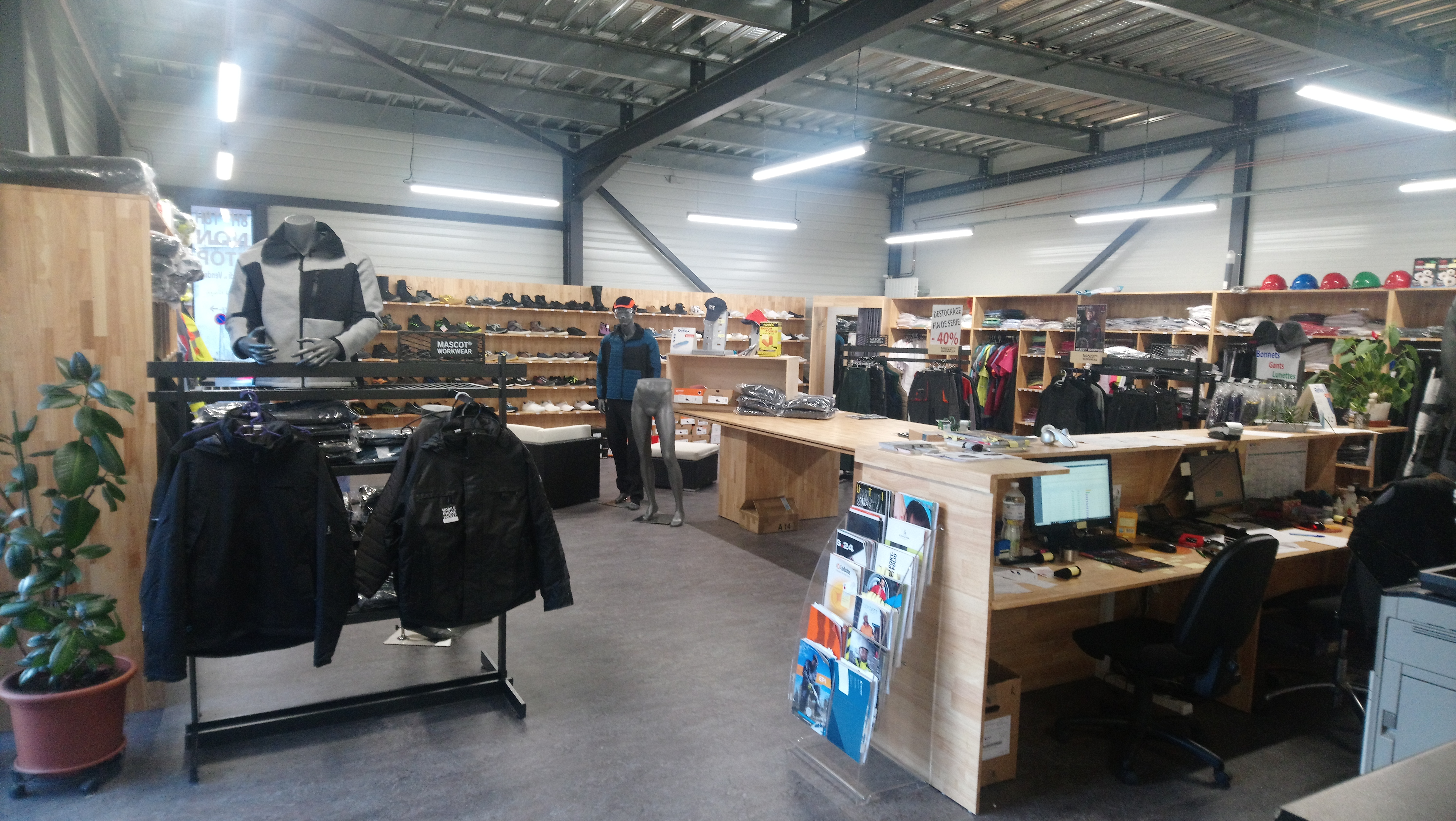 tely habit pro interieur magasin brives charensac